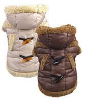 Теплая одежда для собак Dog Thicken Cotton Coat