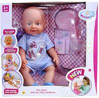 Кукла пупс 8007-434В