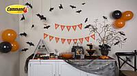 Декор на Хэллоуин своими руками без повреждения стен и обоев