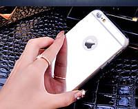 """Зеркальный серебристый чехол для Apple iPhone 7 (4.7"""")"""