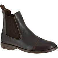 Ботинки женские, сапоги осенние Fouganza CONNEMARA коричневые