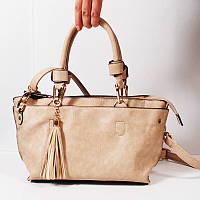 Миниатюрная сумочка из винтажной фактуры
