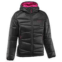 Куртка женская пуховая теплая Quechua X-LIGHT 2 черная