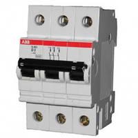 Автоматический выключатель 3pol SH 203 C63