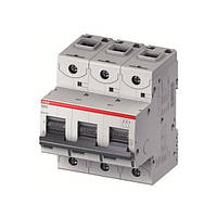 Силовой автоматический выключатель 3pol S803B   C100