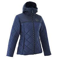 Куртка женская зимняя теплая Quechua ARPENAZ 600 WARM синяя