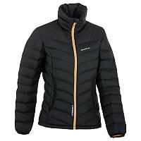 Куртка женская пуховая теплая Quechua FULLDOWN XWARM черная