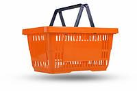 Корзина покупательская пластиковая. Пластиковая корзинка. Корзина покупателя в магазин. Вико Киев