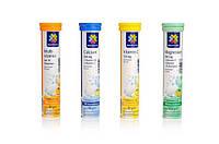 Биологически активные таблетки Кальций для укрепления костей Multinorm Calcium  14  шт