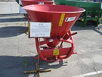 Разбрасыватель удобрений, RN-500 мет.бак.(с карданным валом)