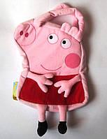 Детская мягкая сумка Свинка Пеппа