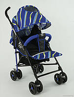 Лёгкая и манёвренная коляска-трость