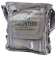 Сумка-планшет на молнии volunteer 1429-14