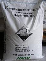 Калий едкий (гидрооксид)
