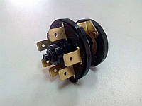 Контактная группа замка зажигания ВАЗ 2101-07, 6 конт.