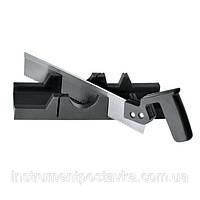 Стусло пластиковое с обушковой пилой 300мм (мелкий зуб) Intertool HT-0710