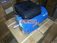 Однофазный электродвигатель 220В YL132-М2 5,5 квт 2800 об. мин