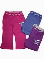 Спортивные штаны для девочек с начесом, Grace, размеры 92,98,104,. арт. 1377