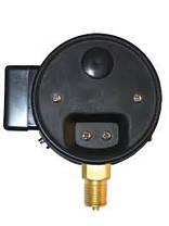 Манометр электроконтактный сигнализирующий модернизированный ДМ Сг 05100-01М, фото 3