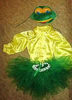 Костюма Лягушка с юбкой-пачкой на прокат