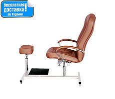 Педикюрне крісло Portos lux Польща на стелаже