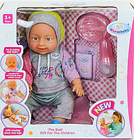 Интерактивный пупс Warm Baby 8007-445В