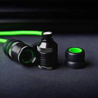 Наушники Razer Hammerhead Pro  с микрофоном green