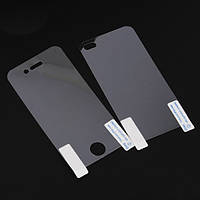 Защитная пленка для мобильного телефона Apple iPhone 5G / 5S комплект (перед+зад) матовая
