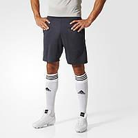 Шорты спортивные мужские adidas MEL TRG SHO AA0944 (темно-серые, полиэстер, для тренировок, логотип адидас), фото 1