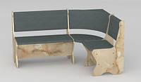 Кухонный уголок «Аравия» с вместительными нишами под сидениями