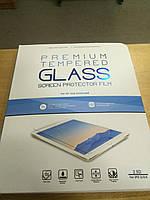 Закаленное стекло для планшета Apple iPad 2 / 3 / 4 с закругленными краями