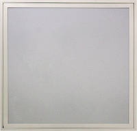Светильник люминесцентный растровый накладной e.lum.raster.apparent.4.20.b.opal 4х20W, спаренная ПРА, опаловый
