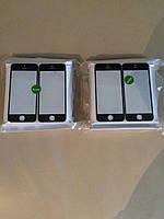 Стекло корпуса для мобильного телефона Apple iPhone 5G / 5C / 5S Оригинал Black