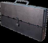 Мангал чемодан на 6 шампуров