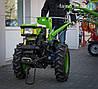 Дизельный мотоблок Кентавр МБ 1081Д (8 л.с., эл. стартер)