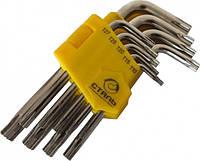 Сталь 48104 Набір Г-подібних ключів TORX