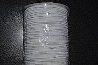 Резинка бельевая,петельная 3мм 200мБелая