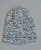 Модные шапочки на взрослых. Теплая зима или ранняя весна.