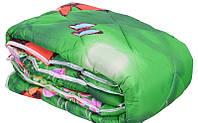 Недорого одеяло овечья шерсть (Поликатон) Двухспальное, фото 1