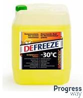 """Незамерзающая Жидкость Для Систем Отопления И Систем Охлаждения """"Defreeze"""" Бишофит"""
