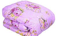 Недорого одеяло овечья шерсть (Поликатон) Полуторное, фото 1