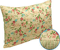 Подушка силиконовая 50х70 Еnglish style (ткань поплин)