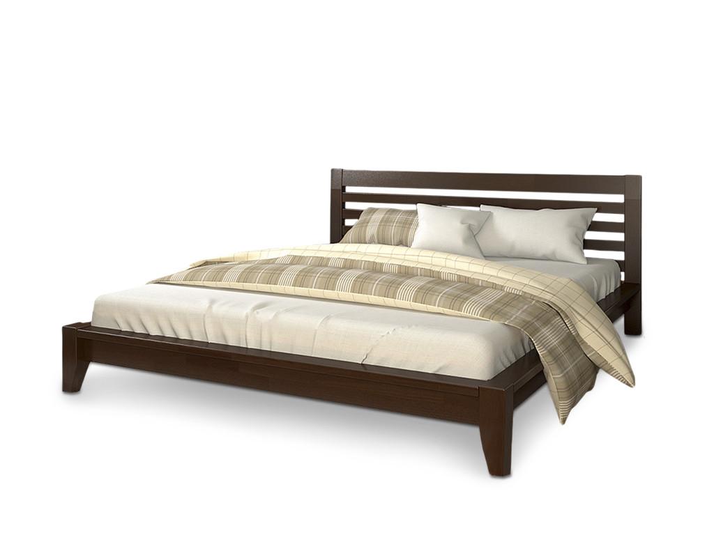 """Кровать двуспальная """"Бетель"""" из массива"""