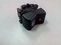 Выключатель обогрева заднего стекла ВАЗ-2105-06 (пр-во Автоарматура)