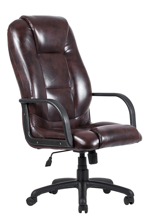 Кресло Севилья пластик Титан ДК Браун (Richman ТМ)