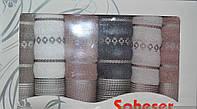 Качественный комплект полотенец