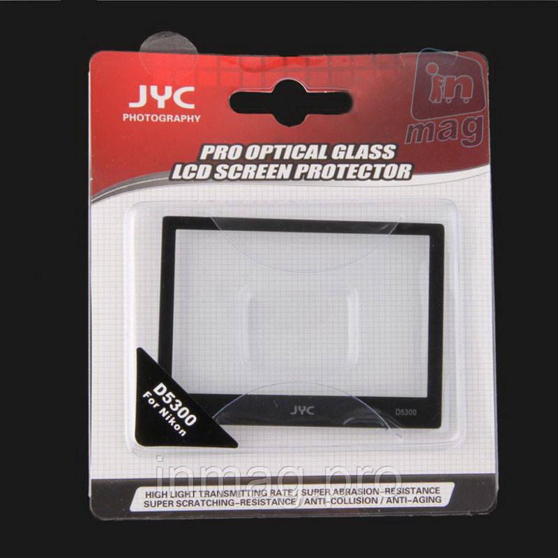 Защитный экран JYC для фотоаппарата Nikon D5300