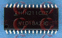RS-232 интерфейс Intersil HIN211CBZ SOIC28