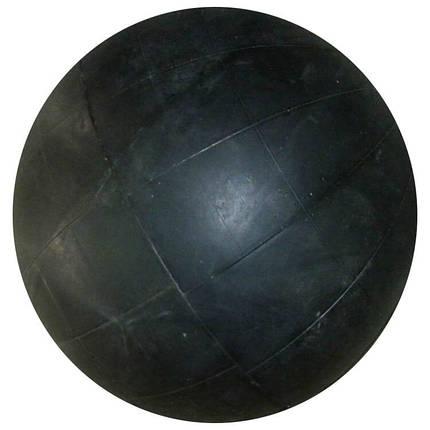 Камера для футбольных мячей черная, фото 2