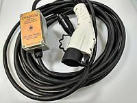 Портативний зарядний пристрій для електромобіля Type1 J1772 CHARGEU mini 16A 5м Wi-Fi EVSE, фото 1